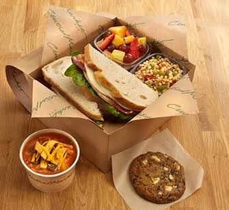 gourmet lunch box catering - Buscar con Google                                                                                                                                                                                 More