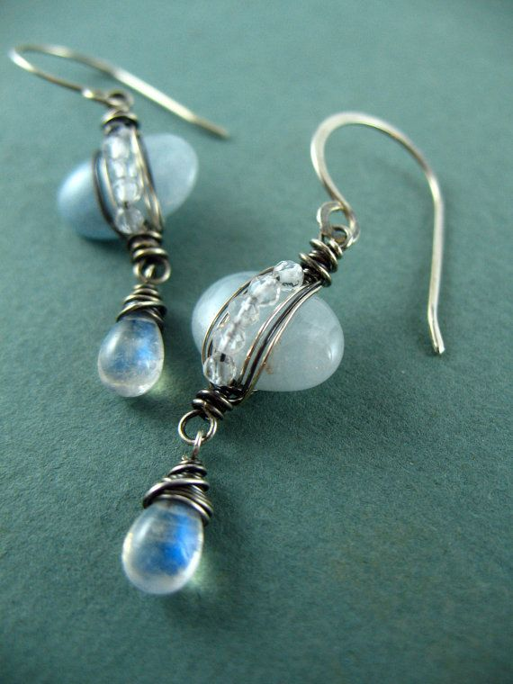 460 best Wire Wrapping Ideas images on Pinterest | Necklaces, Wire ...