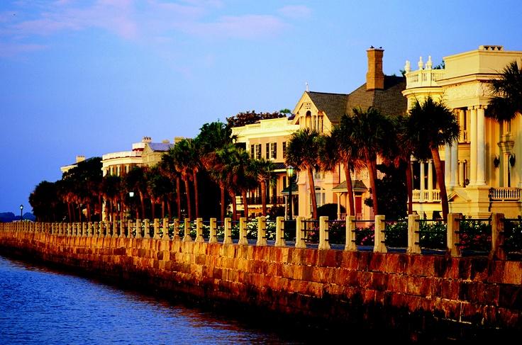 The Battery, Charleston