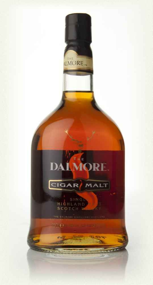 Dalmore Cigar Malt - Old Style Bottle