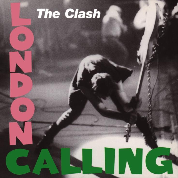 "The Clash - ""London Calling"" (1979)"