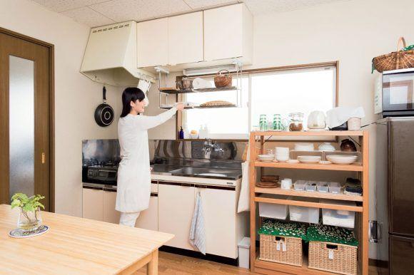 極めれば食費が減る 貯め上手な人の キッチン ダイニング収納 キッチン ダイニング ダイニング インテリア 収納