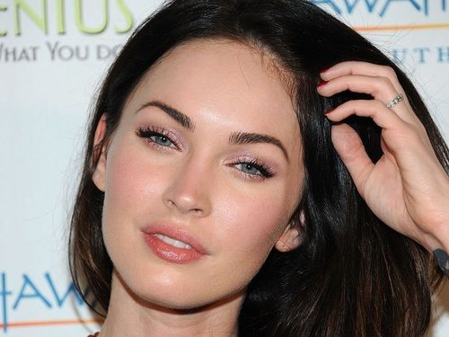 Megan fox eyebrow inspiration...x