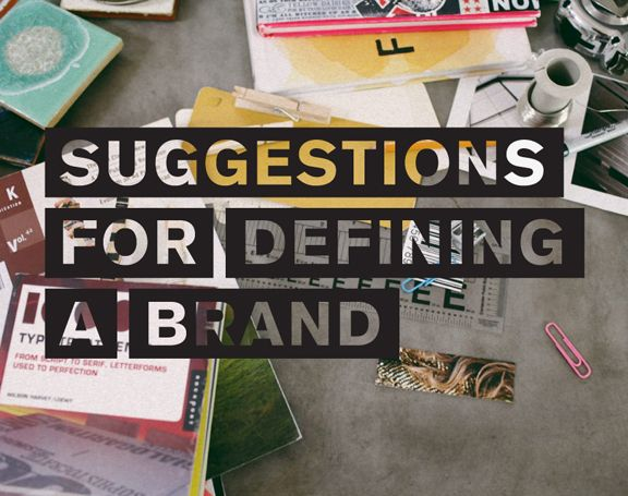 suggestions for defining a brand by promise tangeman