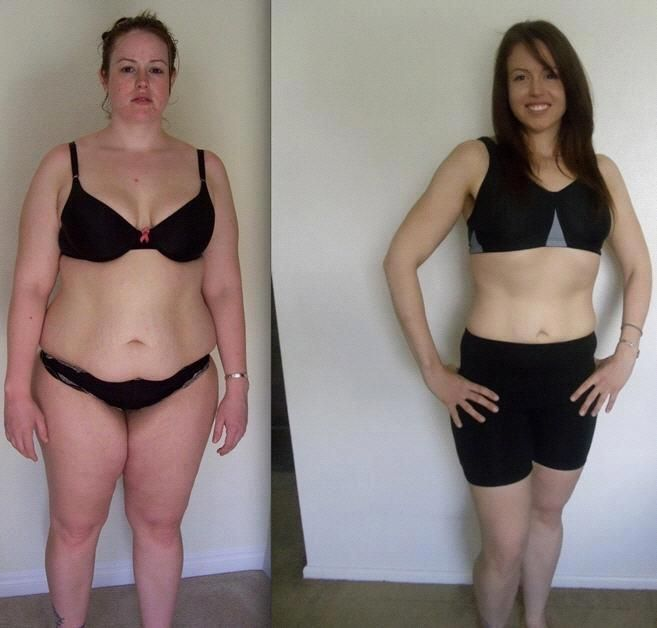 50 best Before and After Pics of Women at LiveWellFit ...