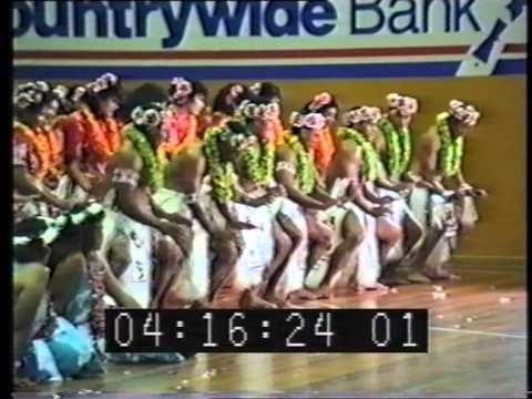 Tokelau Easter Tournament 1988