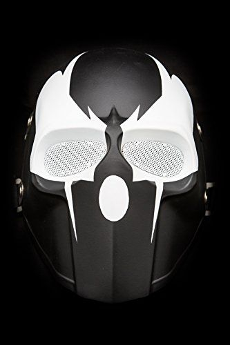 Army of Two Grendel Airsoft máscara protectora Gear Sport Party Fancy exterior Ghost Máscaras Bb Gun INVADER KING http://www.amazon.es/dp/B013TBAFRY/ref=cm_sw_r_pi_dp_9eyEwb1XM3H6X