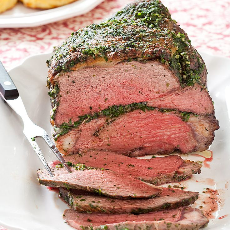 Herbed Roast Beef Recipe Cook S Country I Made This Last Night And It Was