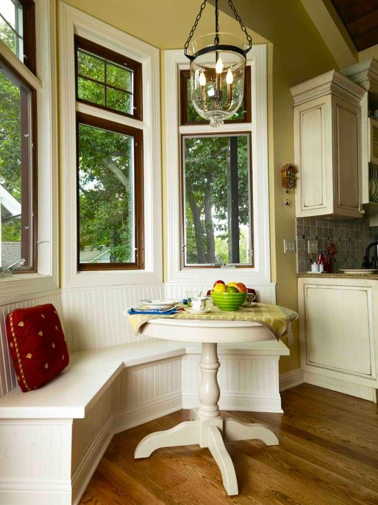 great little breakfast nook