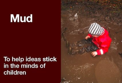 Mud thoughts