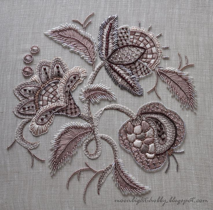 Best images about embroidery flowers on pinterest