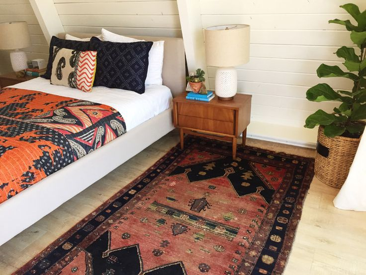 California Retro Beach House Makeover | west elm