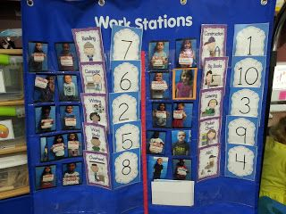 Center Rotations - beginning of year centers