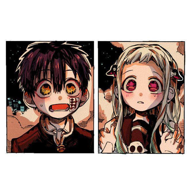 Jibaku Shounen Hanako Kun In 2020 Manga Anime Hanako