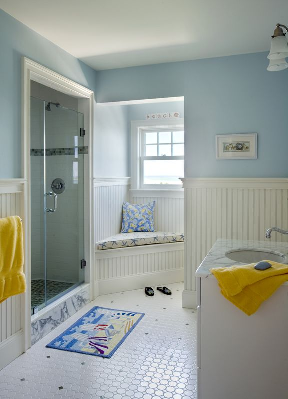 35 best Nautical bathroom images on Pinterest | Bathroom ideas ...