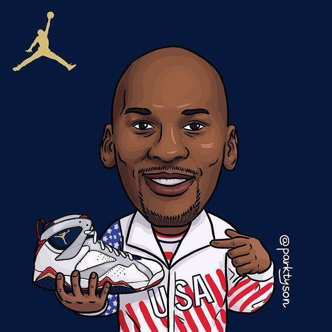 Michael Jordan #9 USA