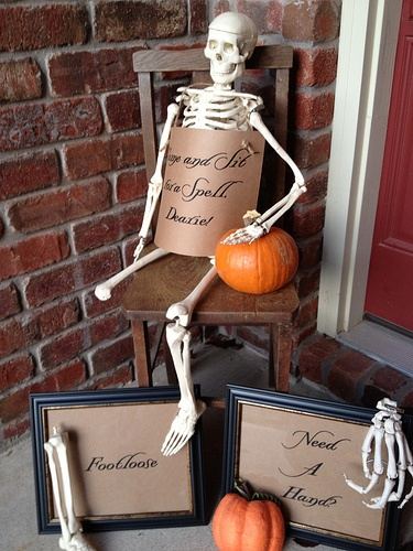 143 Best Images About Front Porch Decor Halloween On