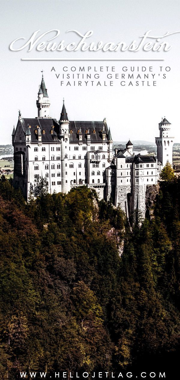 2de5ebf7053a5563c1e4a4130d0e4aa9 - How Do You Get To Neuschwanstein Castle From Munich