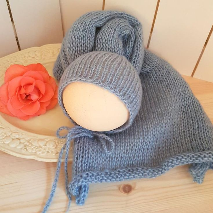 RTS 7 colours in stock ,Newborn bonnet and stretch wrap set – Crafty Stuff Baby Knits