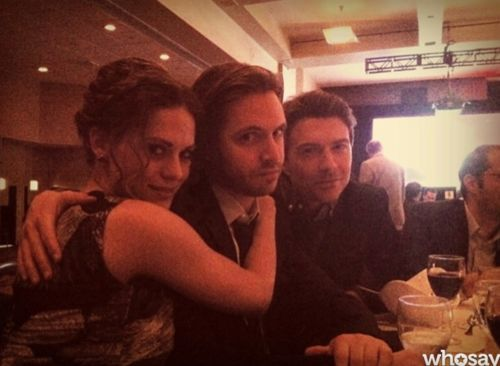 Lyndsy Fonseca, Aaron Stanford, And Noah Bean. This Cast