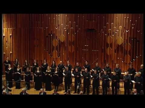 "Handel's Messiah, ""For Unto Us a Child is Born"" (Sir Colin Davis, Tenebrae, London Symphony Orchestra)"