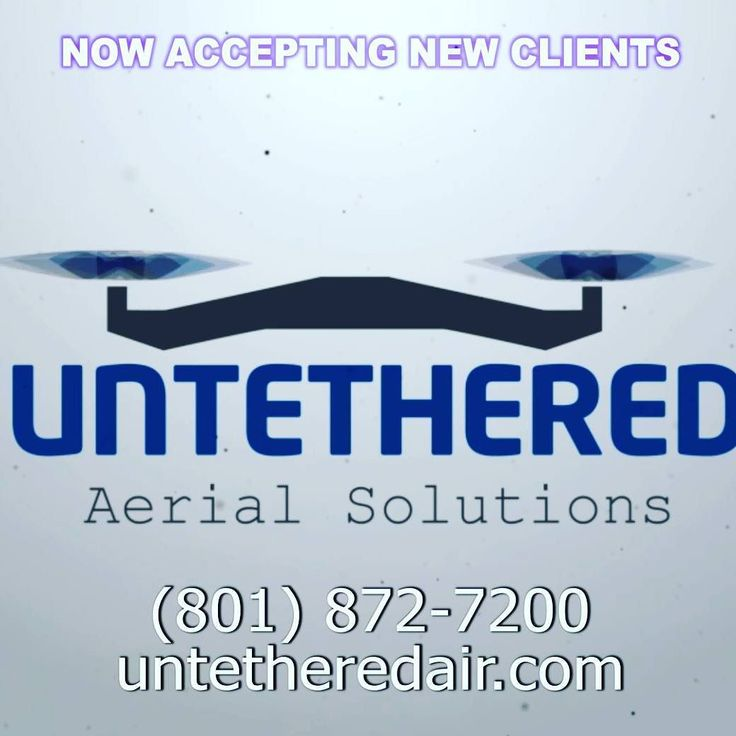 Give us a call! Bids are always free . #untethered #aerial #drone #uav #utah  See the whole picture @untetheredair or visit UntetheredAir.com . . Elevate Your Media with Untethered Air  Follow along at http://ift.tt/2sNx4l7 and http://ift.tt/2ruYIzw . .  Untethered Aerial Solutions is Fully FAA Certified Licensed and Insured so you can focus on what matters most; .  Now Accepting New Utah Clients!  Call/Text 801-872-7200 or visit UntetheredAir.com .  #quadcopter #aerialphotography…