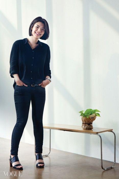 U30abu30f3u00b7u30c9u30f3u30a6u30a9u30f3u3068u30bdu30f3u00b7u30d8u30aeu30e7u306eu30b9u30bfu30a4u30ebu3092u62c5u5f53u3057u3066u3044u308bu30b9u30bfu30a4u30eau30b9u30c8u30b8u30d2u30e7u30f3u00b7u30abu30a4u30a2u30f3u30b0u00b7u30adu30e0   Vogue Korea (09. 2014)   Pinterest   Vogue korea