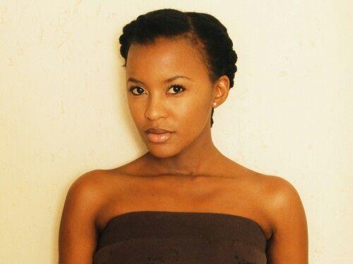 Mummy Mthembu-Fawkes. Natural hair South Africa