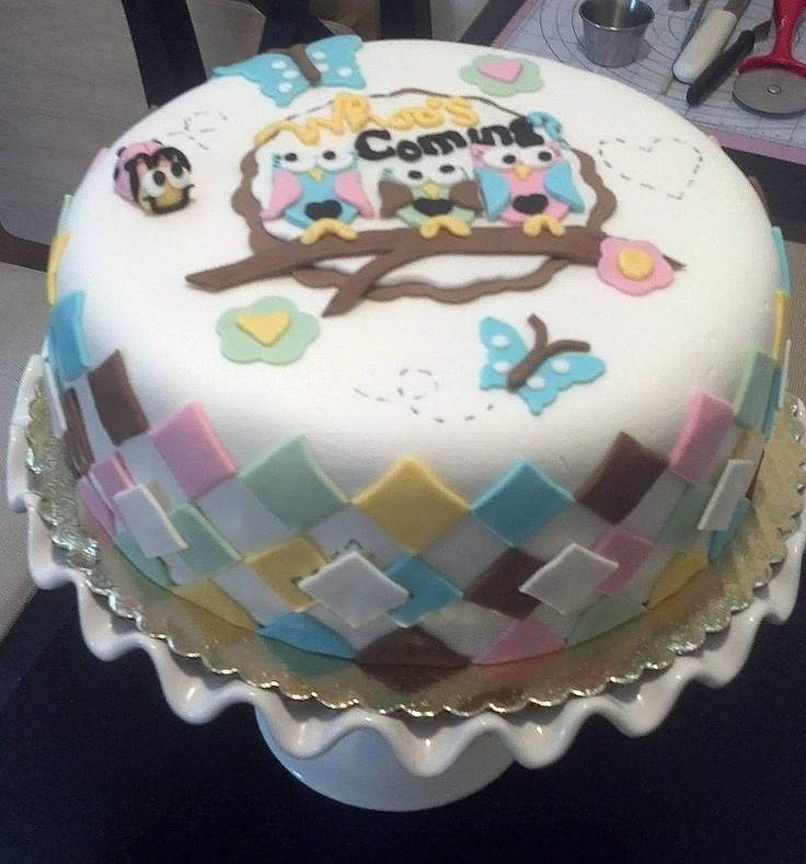 cakes baby showers owl baby showers owl babies cake baby gender reveal