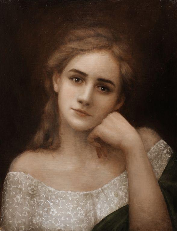 Portrait of Emma Watson