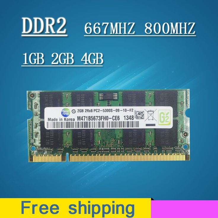 Sale 1gb 2gb 4gb DDR2 DDR 2 667 800 667mhz 800mhz PC2-5300 PC2-6400 1g 2g sodimm sdram Memory Ram Memoria For Laptop Notebook #women, #men, #hats, #watches, #belts