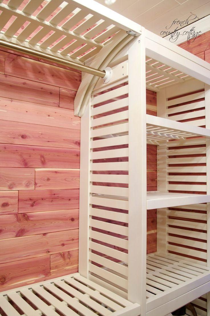 Cedar Closets 3 Nails 4 U Construction: Cedar Closet Lining Wholesale 2