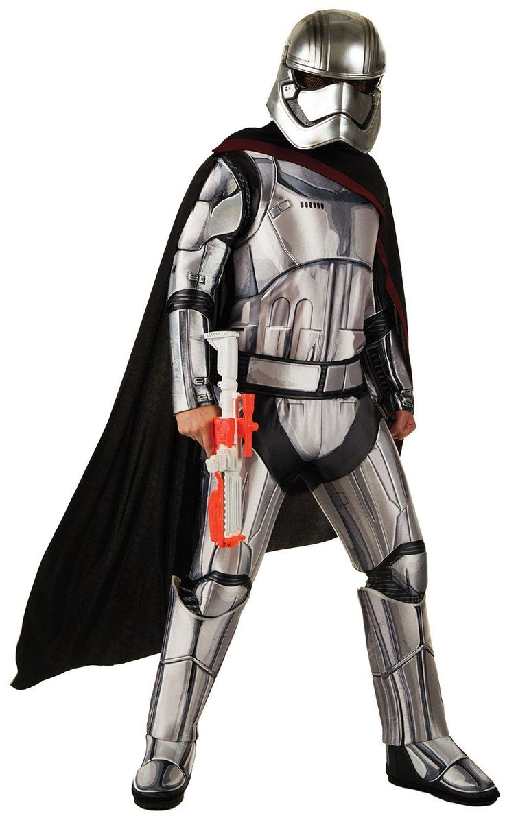 Star Wars:  The Force Awakens - Adult Captain Phasma Deluxe Costume from Buycostumes.com