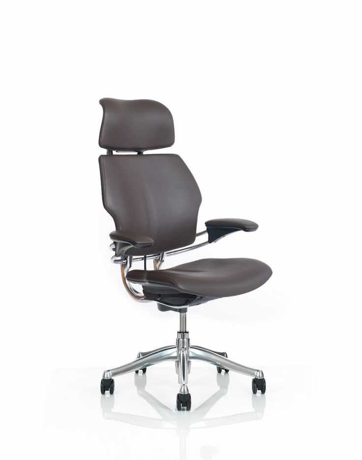 Humanscale Freedom chair with headrest by Hunters North