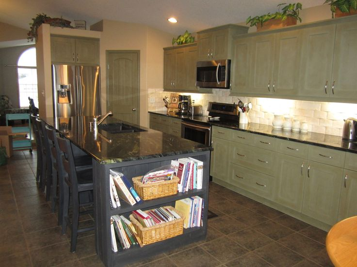 84 Best How To Paint Kitchen Cabinets Images On Pinterest Prepossessing Refinishing Kitchen Cabinets Design Ideas
