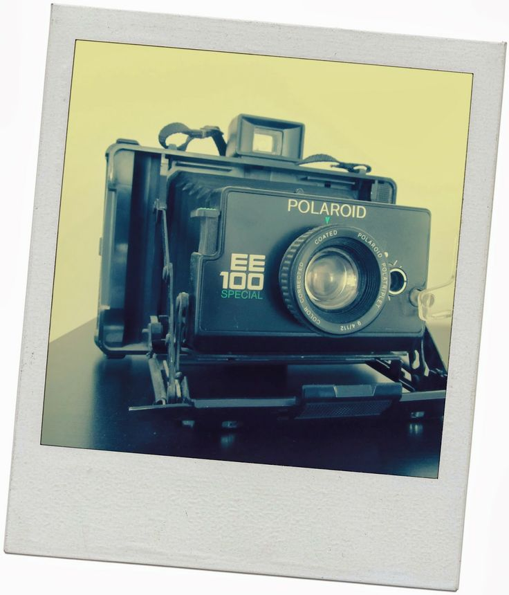 How to Add Vintage Elements to Your Home - vintage polaroid camera