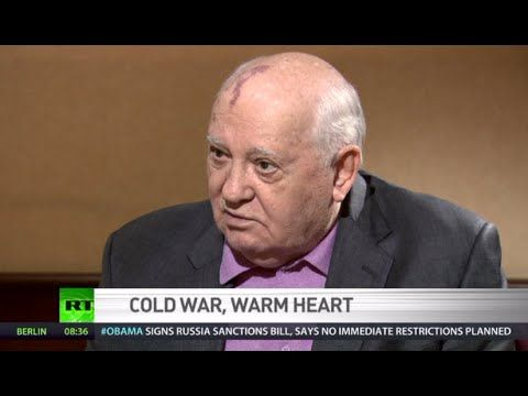 Mikhail Gorbachev: America wanted to rule the world but lost its way