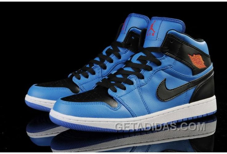 http://www.getadidas.com/air-jordan-1-blue-black-offres-de-nol.html AIR JORDAN 1 BLUE BLACK OFFRES DE NOËL Only $77.00 , Free Shipping!