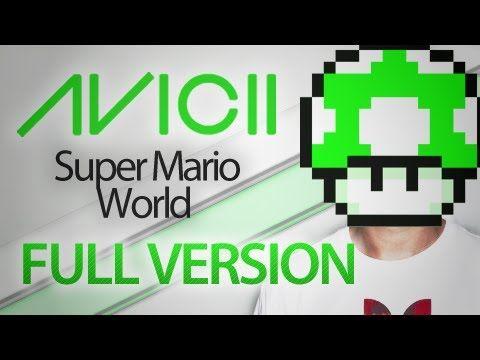 This is nice! I love it! - Super Mario World Levels (Full Version) - Avicii