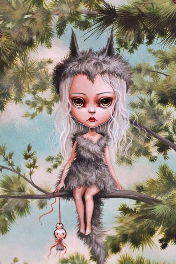 When Soda Ran Away Limited Edition signed numbered by mabgraves