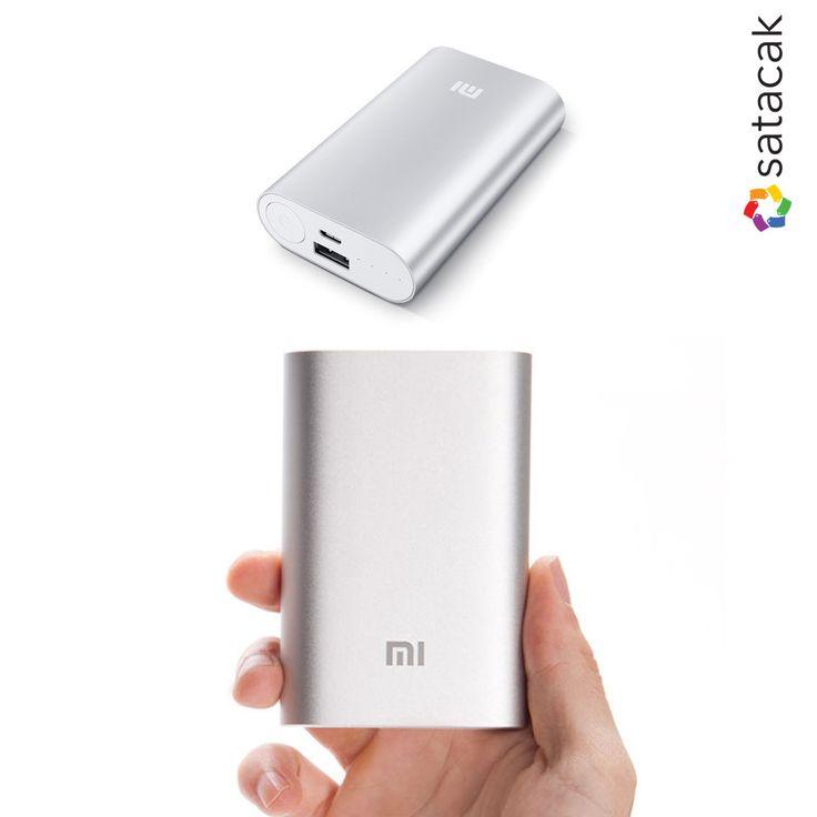 Şarjınız artık cebinizde! #Xiaomi taşınabilir şarj aleti uygun fiyata Satacak.com'da! #Satacak #technology #uygunfiyat #şarj