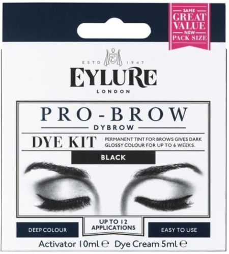 #Eylure Pro-Brow Dye Kit Black
