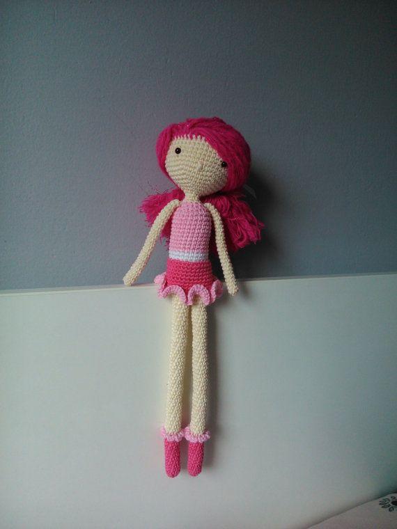 Crochet doll by kaizerka on Etsy