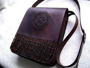 Veľké tašky - Pastierska taska - 2186314