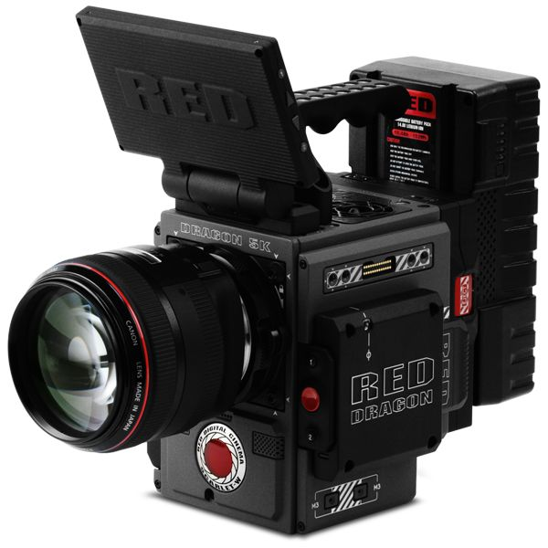 RED Announces New Scarlet-W 5K Camera in a Weapon Body