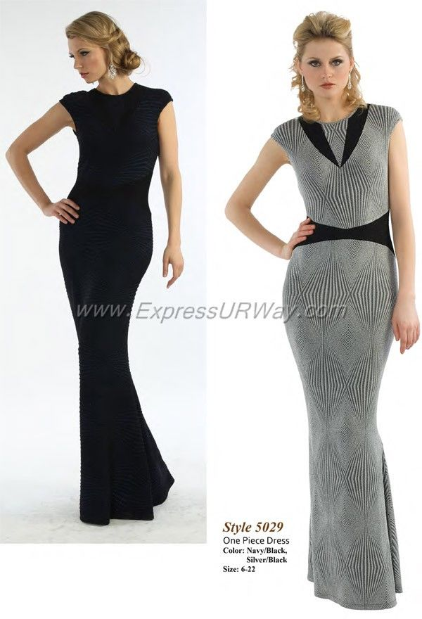 Kayla collection evening dresses