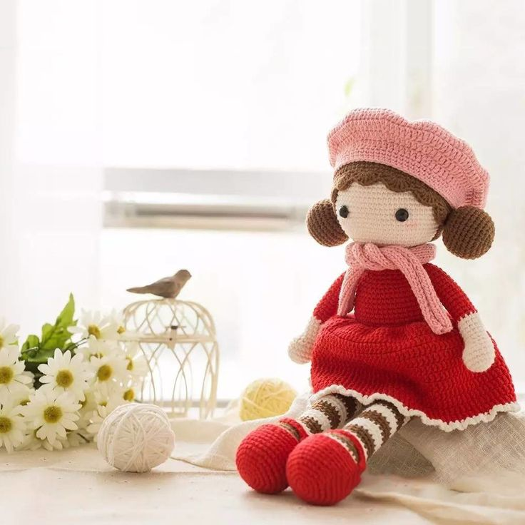 Doll amigurumi patterns (1)