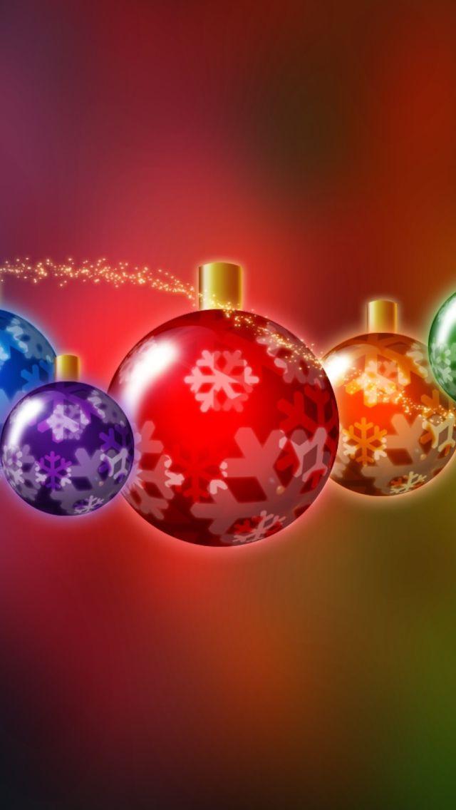Sfondi Natalizi Lumia.Iphone Wallpaper Christmas Tjn Natale Natale