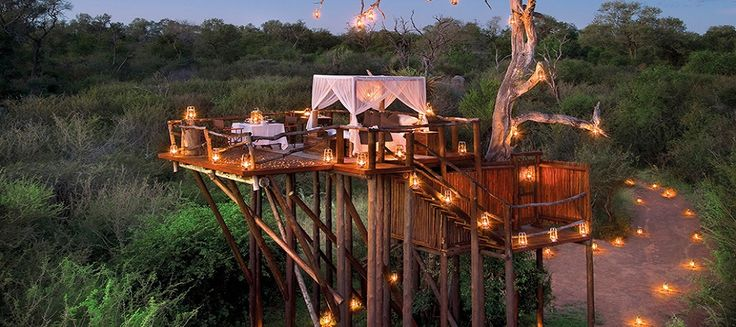 Lion Sands Chalkley Treehouse