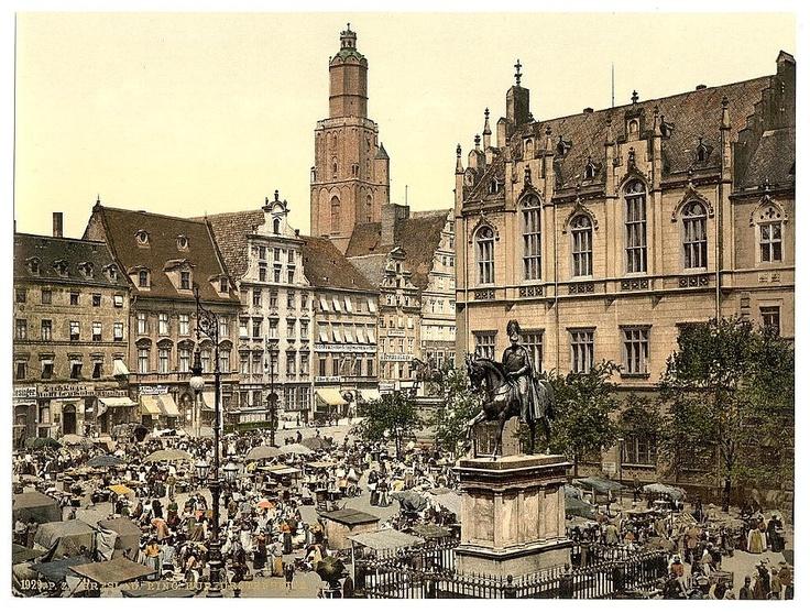 Wroclaw, Poland (1900)